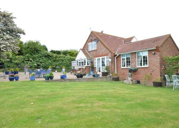 Thumbnail 4 bed equestrian property for sale in Bell Farm Lane, Minster On Sea, Sheerness