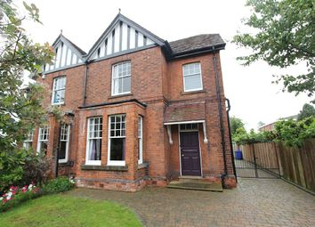 Thumbnail 4 bed semi-detached house for sale in Hallgate, Cottingham, East Yorkshire