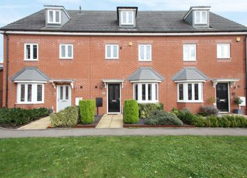 4 bed terraced house for sale in Astoria Drive, Bannerbrook Park, Coventry CV4