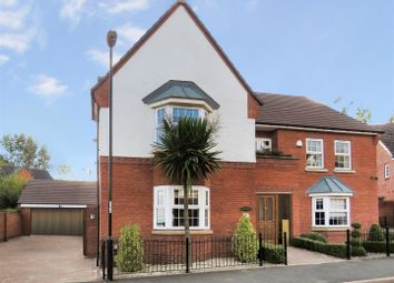 Thumbnail 4 bed detached house to rent in Poundgate Lane, Westwood Heath, Coventry