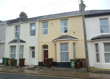 Thumbnail 1 bed flat to rent in Sydney Street, Plymouth