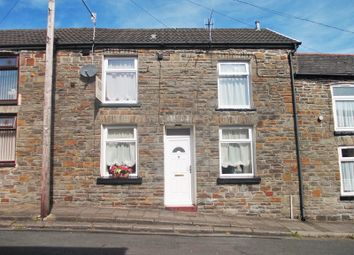 Thumbnail 2 bed terraced house for sale in Eleanor Street, Treherbert, Rhondda, Cynon, Taff.