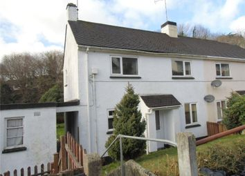 Thumbnail 2 bed semi-detached house for sale in Lanchard Rise, Liskeard