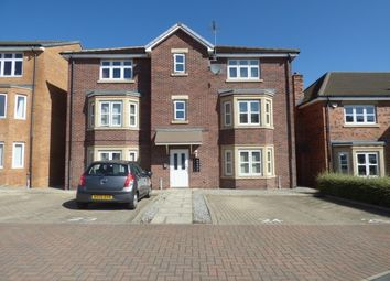 Thumbnail 2 bed flat to rent in Fairview Gardens, Stockton-On-Tees