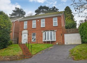 4 bed detached house for sale in The Crescent, Romsey, Hampshire SO51