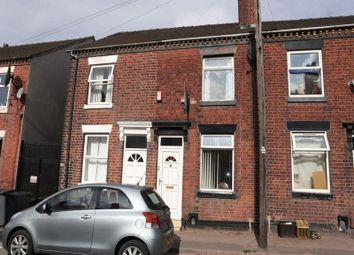 Thumbnail 2 bedroom terraced house for sale in Burnham Street, Fenton, Stoke-On-Trent