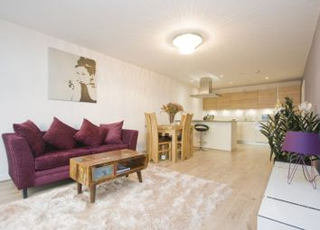 Thumbnail 2 bedroom flat to rent in Unex Tower, Stratford