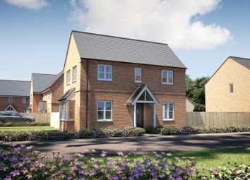 "Thumbnail 3 bed semi-detached house for sale in ""The Staunton"" at Bretch Hill, Banbury"