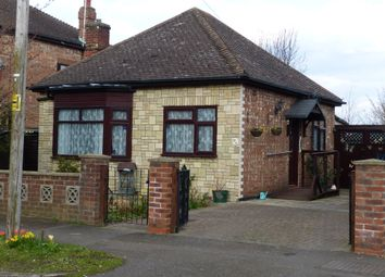 Thumbnail 2 bed detached bungalow for sale in Edwalton Avenue, Peterborough