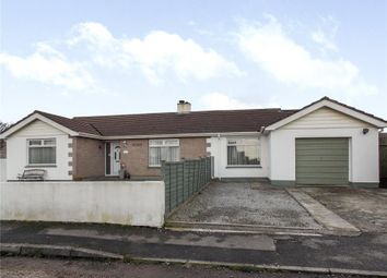 Thumbnail 4 bed detached bungalow for sale in Bosvean Gardens, Paynters Lane, Redruth