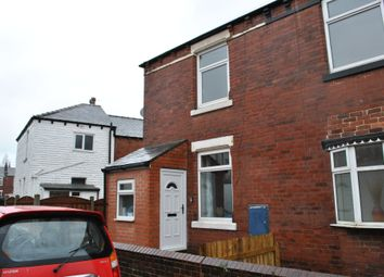 Thumbnail 2 bed semi-detached house to rent in Medlock Road, Horbury