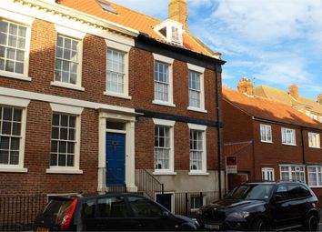 Thumbnail 3 bed end terrace house for sale in Longwestgate, Scarborough, North Yorkshire