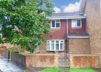 Thumbnail 3 bed terraced house for sale in Wolseley Close, Gateshead