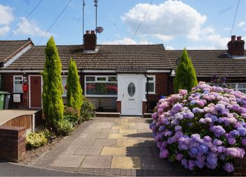 Thumbnail 1 bed bungalow for sale in Rydal Close, Manchester