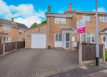 Thumbnail 2 bed semi-detached house for sale in Royal Oak Drive, Selston, Nottingham