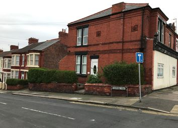 Thumbnail 2 bed flat to rent in St Brides Road, Wallasey