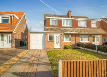 Thumbnail 3 bedroom semi-detached house to rent in Wetherby Way, Little Sutton, Ellesmere Port