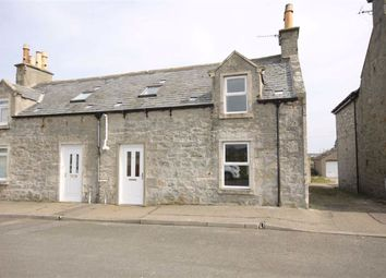 Thumbnail 2 bed end terrace house for sale in Cormacks Court, King Street, Lossiemouth