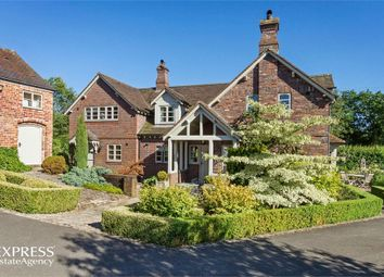 Thumbnail 4 bed detached house for sale in Whitmore, Newcastle, Staffordshire
