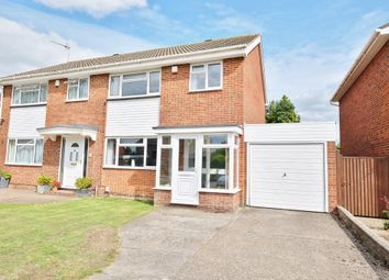 Thumbnail 3 bed semi-detached house for sale in Loxwood Close, Orpington