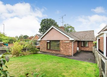 Thumbnail 3 bed detached bungalow for sale in Blandford Road North, Upton, Poole