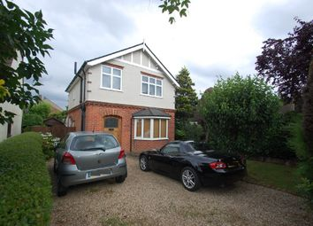 Thumbnail 3 bed detached house for sale in Straight Road, Colchester
