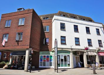 Thumbnail 2 bedroom flat for sale in East Walls, Chichester
