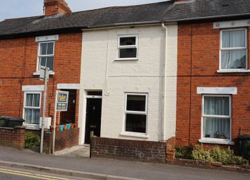 Thumbnail 2 bedroom terraced house for sale in West Street, Newbury