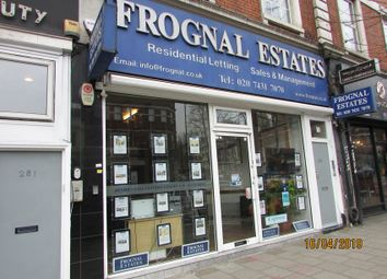 Thumbnail Retail premises to let in Finchley Road, Hampstead, Londono