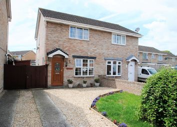 Thumbnail 3 bed semi-detached house for sale in Blenheim Road, Bridgwater