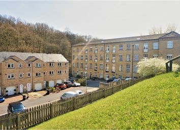 Thumbnail 2 bed flat for sale in Stepping Stones, Ripponden