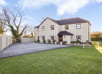 Thumbnail 6 bed detached house for sale in Laleston, Bridgend, Mid Glamorgan