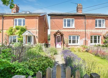 Thumbnail 2 bedroom semi-detached house for sale in Inhams Row, Old Alresford, Alresford, Hampshire