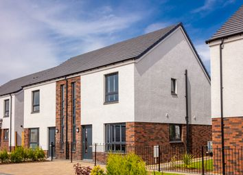 Thumbnail 3 bedroom semi-detached house for sale in Greenan Views, Bute Way, Doonfoot, Ayr