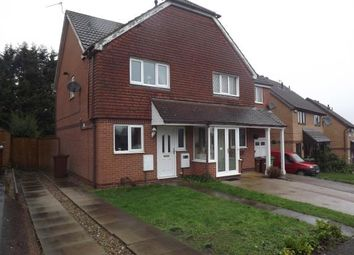 Thumbnail 2 bedroom semi-detached house for sale in Lindum Road, Nottingham, Nottinghamshire