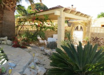 Thumbnail 4 bed finca for sale in Moraira, Costa Blanca North, Spain