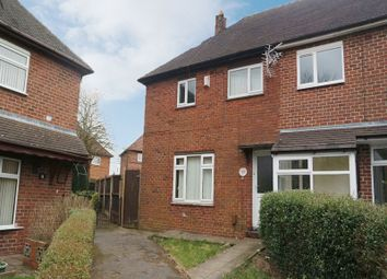 Thumbnail 3 bedroom semi-detached house for sale in Spalding Place, Bentilee, Stoke-On-Trent, Staffordshire