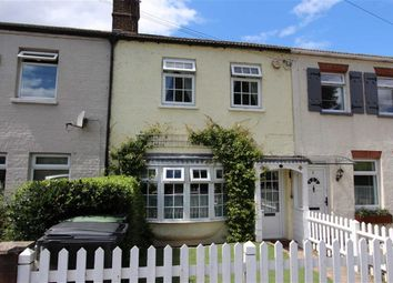 Thumbnail 2 bed cottage for sale in Albion Terrace, North Chingford, London
