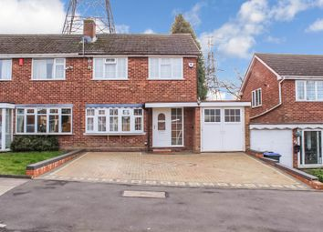 Thumbnail 3 bed semi-detached house for sale in Sycamore Road, Great Barr, Birmingham