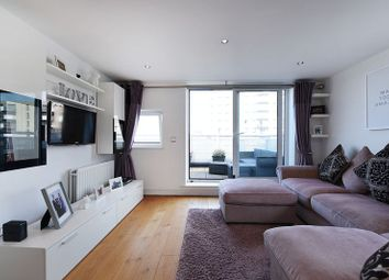 Thumbnail 2 bed flat for sale in Wards Wharf Approach, Pontoon Dock
