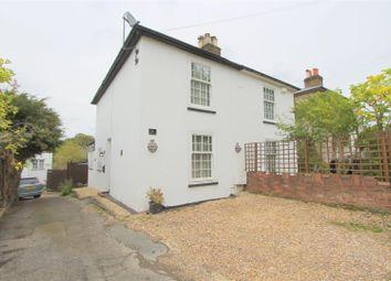 Thumbnail 3 bed semi-detached house for sale in Church Lane, Wallington