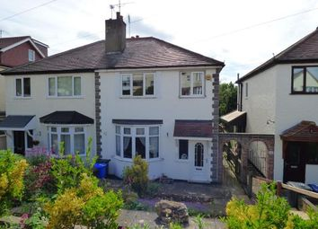 Thumbnail 3 bed semi-detached house for sale in Norton Road, Burton-On-Trent, Staffordshire
