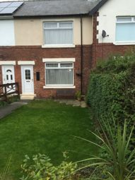 Thumbnail 2 bedroom terraced house to rent in Cedar Crescent, Burnopfield, Newcastle Upon Tyne