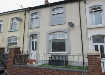 Thumbnail 3 bed terraced house for sale in Alfred Street, Abertysswg
