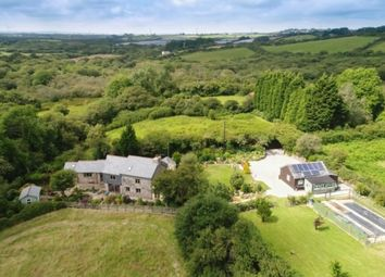 Thumbnail 4 bed property for sale in Bugle, St. Austell