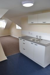 Thumbnail 1 bed flat to rent in Prince Drive, Oadby, Leicester