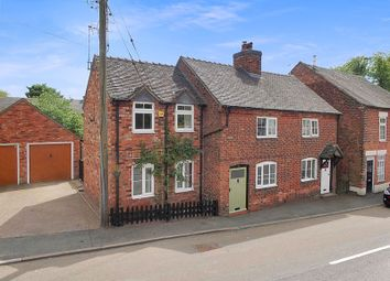 Thumbnail 2 bed cottage for sale in The Square, Woore, Cheshire
