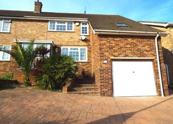 Thumbnail 5 bed property to rent in Lonsdale Drive, Rainham, Gillingham