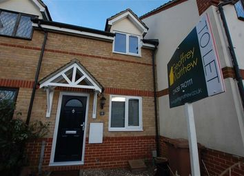Thumbnail 2 bed terraced house to rent in Wansbeck Close, Great Ashby, Stevenage, Herts