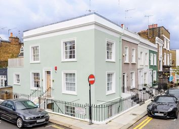 3 bed terraced house for sale in Hillgate Place, London W8